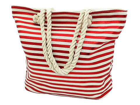 crvena torba plaža