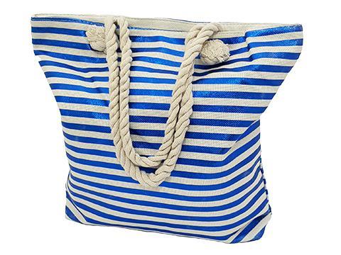 plava torba plaža