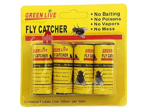 Ljepljiva traka za leteće insekte set 6 kom 6,00 kn